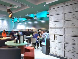 Café Restaurante Zurekin Bilbaodiseño Gastronomía de estilo moderno