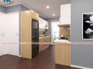 Đặc điểm, tính năng sử dụng của tủ bếp song song bởi Nội thất Nguyễn Kim