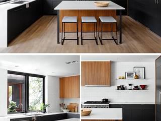 by Achiteqt Design Studio, Inc Modern