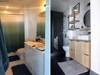 Modern Bathroom by Achiteqt Design Studio, Inc Modern