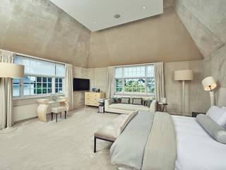 London_01 Camera da letto minimalista di Sebastiano Canzano Architects Minimalista