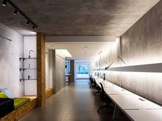 Archimake Studio minimalista di Sebastiano Canzano Architects Minimalista