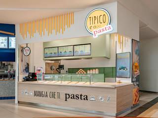 TIPICO pasta Gastronomia in stile mediterraneo di manuarino architettura design comunicazione Mediterraneo