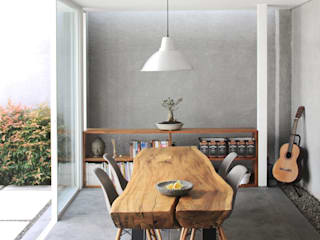 AJ's Backyard Ruang Studi/Kantor Modern Oleh Arkitekt Studio Modern