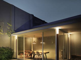 AJ's Backyard Oleh Arkitekt Studio Modern