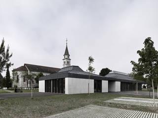 Moderne Veranstaltungsorte von ern+ heinzl Architekten Modern