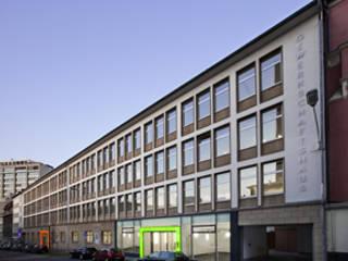 Gewerkschaftshaus Minimalistische Bürogebäude von enning-architekten.de Minimalistisch