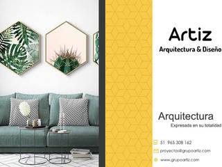 PROYECTOS RESIDENCIALES Artiz