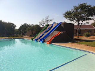 Water Slides by H2O Group Tropical