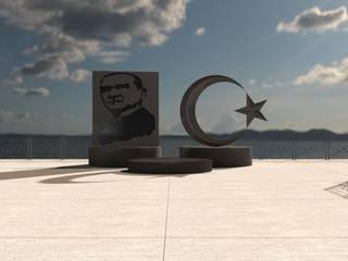 Atatürk Anıt Projesi Jamaıs Vu Atelıer Endüstriyel
