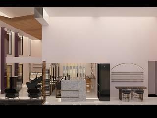 Jamaıs Vu Atelıer – Han Styling & Beauty Salon: modern tarz , Modern
