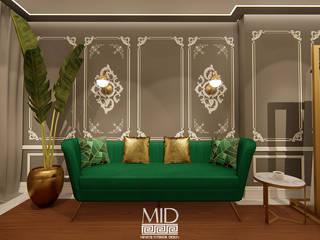 N. Moda Evi Kadıköy MENEVŞE İÇ MİMARLIK Klasik