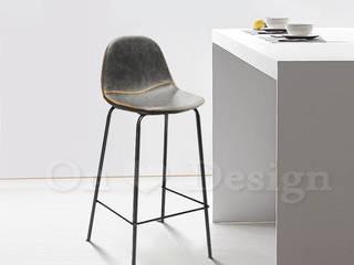 餐椅│吧凳: 產業  by On ♥ Design 設計 ‧ 北歐 ‧ 工業家具, 工業風