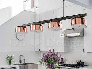 北歐風燈飾│吊燈│吸頂燈│落地燈: 斯堪的納維亞  by On ♥ Design 設計 ‧ 北歐 ‧ 工業家具, 北歐風