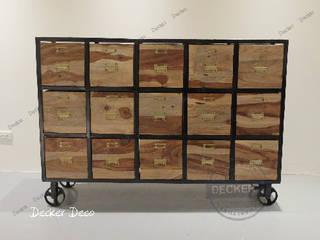 迦納15抽收納櫃 Decker Deco 倉庫/儲藏間