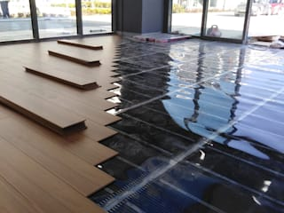 Salle de sport classique par Şah Zemin & Isıtma Sistemleri Classique