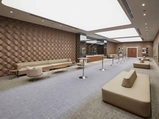 River Plaza Konferans Salonu Mda Mimari Tasarım ve Danışmalık Hizmetleri Ltd. Şti. Ofis Alanları & Mağazalar