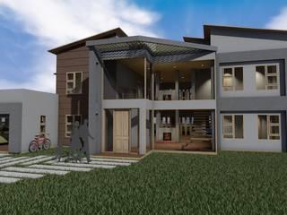 modern  by Du Plessis Architecture, Modern