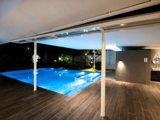 DS Pavillion by SGMN Architects Modern