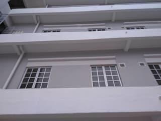 Lightweight Window Coping Project Selangor Malaysia : industrial  by WoodMalaysia, Industrial