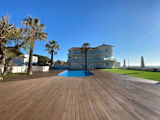 Exterpark Tech Cube Ipe Hotel Playafels Castelldefels – Spagna Hotel moderni di Exterpark Moderno
