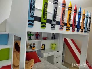 Crayolas 2 de Happy Kids Muebles