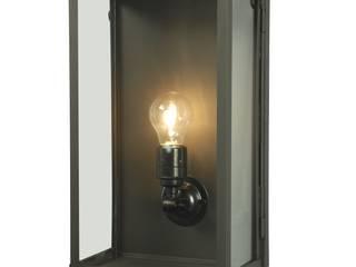 DAVEY LIGHTING und Aussenleuchten für die Wand lights4life GmbH & Co.KG Balkon, Veranda & TerrasseBeleuchtung Kupfer/Bronze/Messing Schwarz