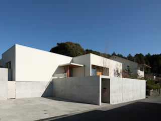 Atelier Square Casa unifamiliare Ardesia Bianco
