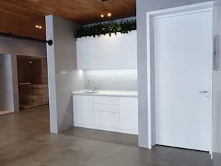 Лена Волкова Built-in kitchens MDF White