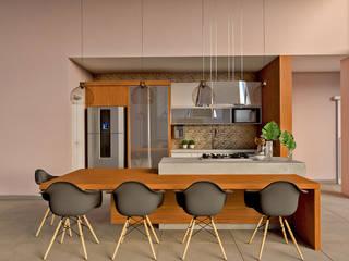 Residência VL por Marcelle de Castro - arquitetura|interiores Moderno