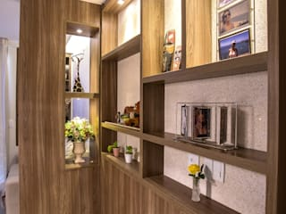 LOFT SA por Marcelle de Castro - arquitetura|interiores Moderno