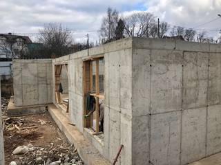 Цокольный этаж Стены и пол в классическом стиле от Спецфундамент Классический