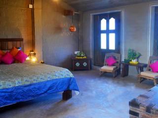 UTOPIA FARMSTAY, NASHIK, INDIA Asian style hotels by uttara and adwait furniture Asian