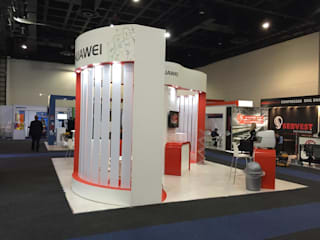 Custom Exhibition Stands by JoineryWorx