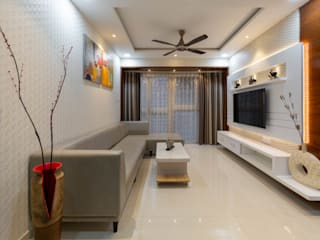 Spacemekk Designers p.LTD Commercial Spaces Marble White
