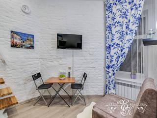 Ремонт гостиницы. Кузнечный переулок Гостиницы в скандинавском стиле от ЕвроКлассика Скандинавский
