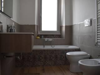 Ma.Ni. Ristrutturazioni Nowoczesna łazienka