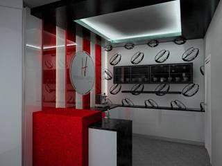 Modern living room by MKD Magnificent Kitchen Designs (Pty)Ltd Modern