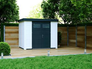 Abrigos de Jardim de elevada qualidade!!! por NOVO HABITAT Moderno