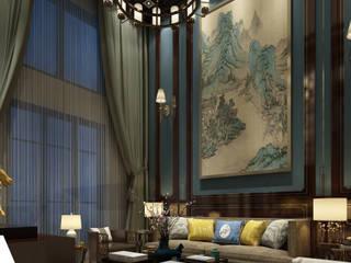 Modern Living Room by Rijit Mimarlık Modern