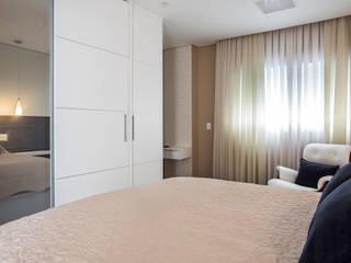 Apartamento Vila Cerâmica Quartos clássicos por Palladino Arquitetura Clássico