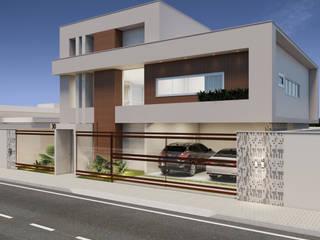 by Marcelle de Castro - arquitetura|interiores Modern