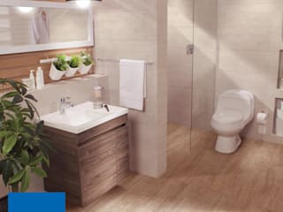 Mathasa BathroomBathtubs & showers Porselen White