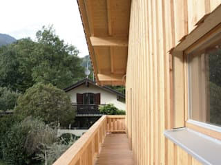 // Haus S von Architekturbüro Christoph Hilger Modern