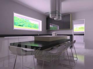 by MKD Magnificent Kitchen Designs (Pty)Ltd