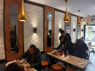 Scandinavian style dining room by FORMS MİMARLIK Scandinavian
