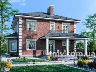 Проект дома в классическом стиле TMV 95 от TMV Architecture company