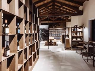 Ca' del Baio - Azienda Vinicola in Treiso Allestimenti fieristici moderni di iLuminanti Moderno