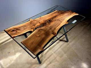 Baum Luxury – Baum Unique Epoksi Masa: modern tarz , Modern
