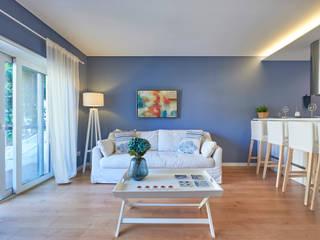 Apartamento Turístico Monte Estoril por Origem Arquitectos Mediterrânico